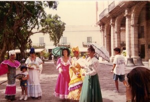 Mujeres de Cuba