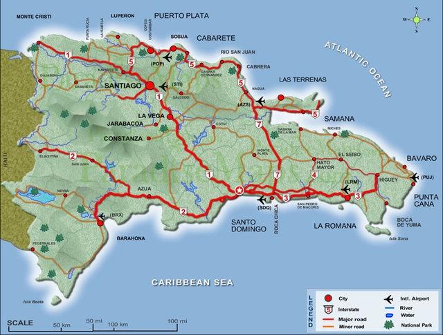 viajar rep dominicana