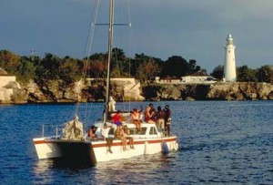 Catamaran-Cruises in Jamaica