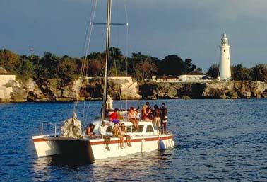 Catamaran-Cruises in Jamaica