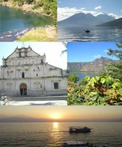 Panajachel Landscapes