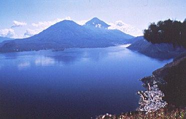 Santa Catarina Palopo Lake