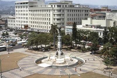San Salvador city El Salvador