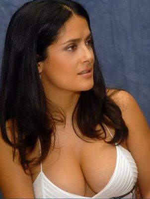 Salma Hayek hot latin girl