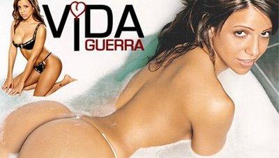 Vida Guerra sexy Latin girl