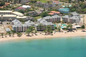 bay gardens beach resort st lucia