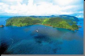 coco island costa rica