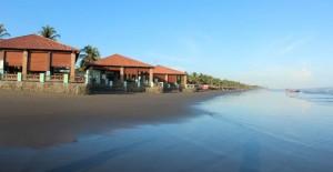 Cuco beach El Salvador