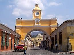 city antigua guatemala
