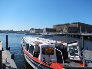stockholm royal canal