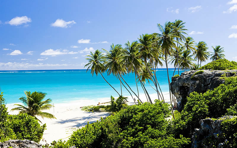 best barbados beach