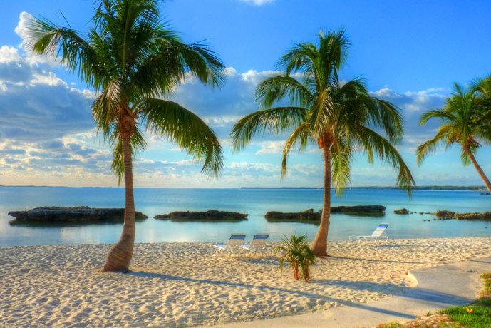abaco beach bahamas caribbean