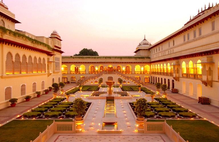rambagh palace india