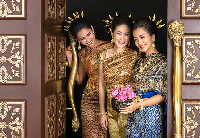 thailand people