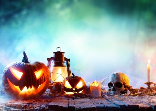 halloween europe